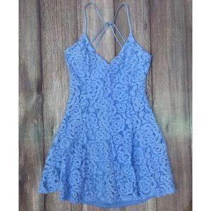 ALTAR'D State Lace strappy Dress